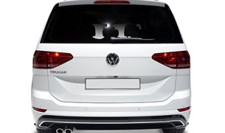 VW Touran 2.0 TDI SCR 85kW DSG Comfortline