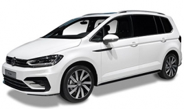 VW Touran 2.0 TDI SCR DSG Highline