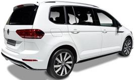 VW Touran 2.0 TDI SCR DSG Highline
