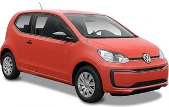 Beispielfoto: VW up!