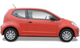 VW up! 1.0 up! beats