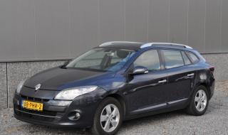 Renault Megane Grandtour 1.5 dCi EDC