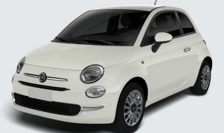 Fiat 500 Hybrid Lounge 1.0 KLIMA ALU Apple CarPlay