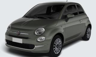Fiat 500 Hybrid Lounge 1.0 KLIMA ALU Apple CarPlay
