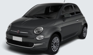 Fiat 500 1.0 Star Hybrid Glasdach ALU Apple Temp