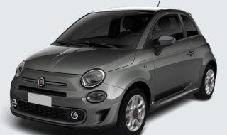 Fiat 500 Hybrid Sport 1.0 KLIMA ALU Apple CarPlay