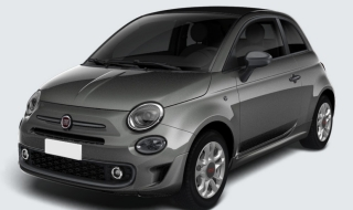 Fiat 500C Hybrid Sport 1.0 KLIMA ALU Apple CarPlay