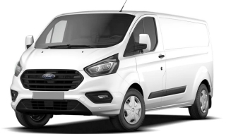 Ford Transit Custom 300 L2H1 Trend 105 ps Klima PDC Temp AHK