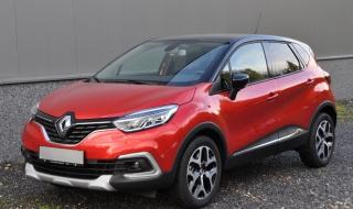 Renault Captur TCe 90 Intens R-Link TechnoPaket
