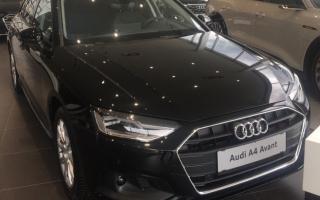 Audi A4 Avant 30 TDI S-tronc (Hybrid)
