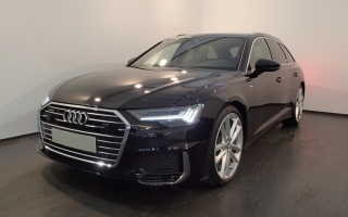 Audi A6 Avant 45 TFSI S-tronic (Mild-Hybrid MHEV)