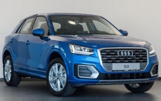 Audi Q2 Design 35 TFSI 150PS S-tronic