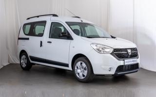 Dacia Dokker Laureate 1.3 TCe 130 inkl. Parksensoren+Dachreling