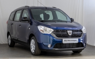 Dacia Lodgy 7-SITZER Laureate Blue dCi 115 MJ2020