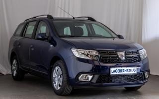 Dacia Logan MCV Laureate SCe 75 +Reserverad
