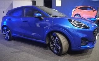 Ford Puma Trend 1.0 EcoBoost MJ 2020.25