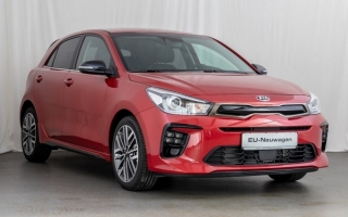 Kia Rio 5-Türer Exclusive 1.2 CVVT *MJ 2021*