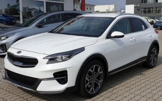 Kia XCeed Exclusive 1.4 T-GDI GPF 140PS