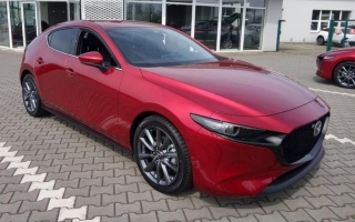 Mazda 3 2.0 Skyactiv-G122 (M hybrid) (Hatchback)