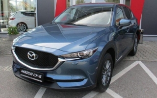 Mazda CX-5 Revolution TOP 2.2 Skyactiv-D184 AWD