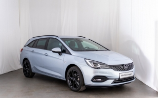 Opel Astra Ultimate 1.4 Turbo Start/Stop Automatik
