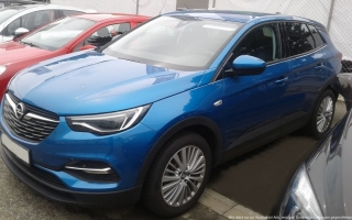 Opel Grandland X Innovation 1.6 Turbo Start/Stop (Automatik)