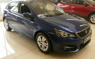 Peugeot 308 Active 1.5 BlueHDi 130 S&S EAT8 (Euro 6.2)
