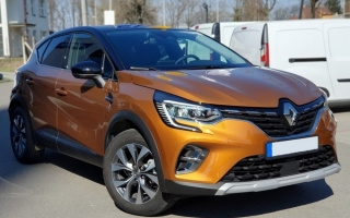Renault Captur Intens E-TECH Plug-in 160 (Hybrid)