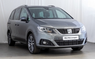 Seat Alhambra Executive 2.0 TDI DSG