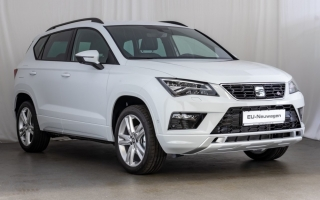 "Seat Ateca Reference 1.0 EcoTSI +5J. GARANTIE+8"" MEDIA SYSTE"