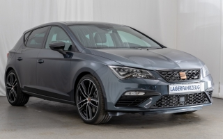 Seat Leon 5-Türer Cupra 2.0 TSI DSG +Panoramadach