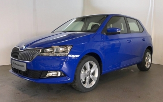 Skoda Fabia Ambition 1.0 MPI 60PS *MJ 2021*