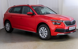 Skoda Kamiq Ambition 1.5 TSI 150PS *MJ 2021*