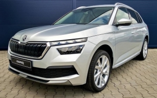 Skoda Kamiq Active 1.0 TSI 115PS