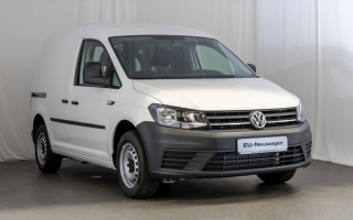 VW Caddy Kastenwagen 1.4 TSI DSG