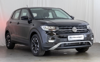VW T-Cross 1.0 TSI OPF (6d-temp)