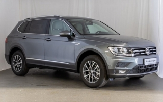 VW Tiguan II Highline 2.0 TDI SCR 4Motion DSG