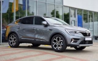 Renault Arkana Zen TCe 140 EDC (SUV-Coupé)