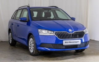 Skoda Fabia Combi Ambition 1.0 TSI 95PS *MJ 2021*