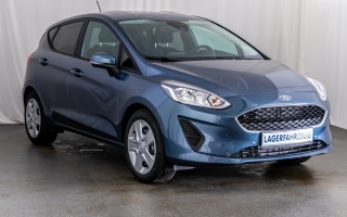 Ford Fiesta Connected 1.0 EcoBoost +WINTER-PAKET +5J GARANTIE