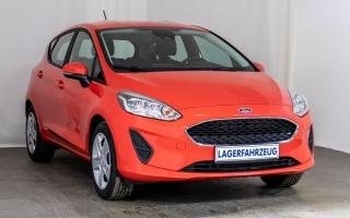 Ford Fiesta Trend 1.1 inkl. KLIMA + RADIO DAB + PDC