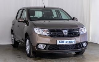 Dacia Sandero Laureate SCe 75 +Reserverad