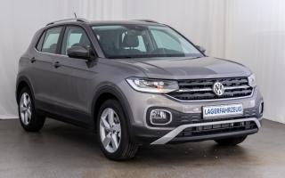 VW T-Cross Style 1.0 TSI +Winter-Paket