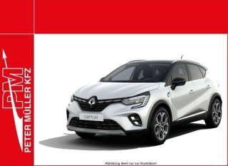 Renault Captur Intens Modell 2021 TCe 140 EDC GPF