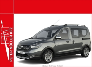 Dacia Dokker Stepway Blue dCi 95 (Ende August)