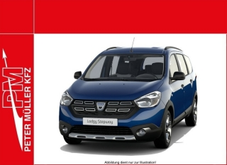 Dacia Lodgy Stepway Celebration Blue dCi 115 St/St 7Sitzer